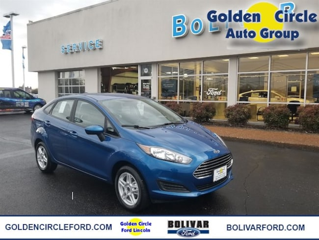 New 2019 Ford Fiesta For Sale At Golden Circle Ford Lincoln Inc