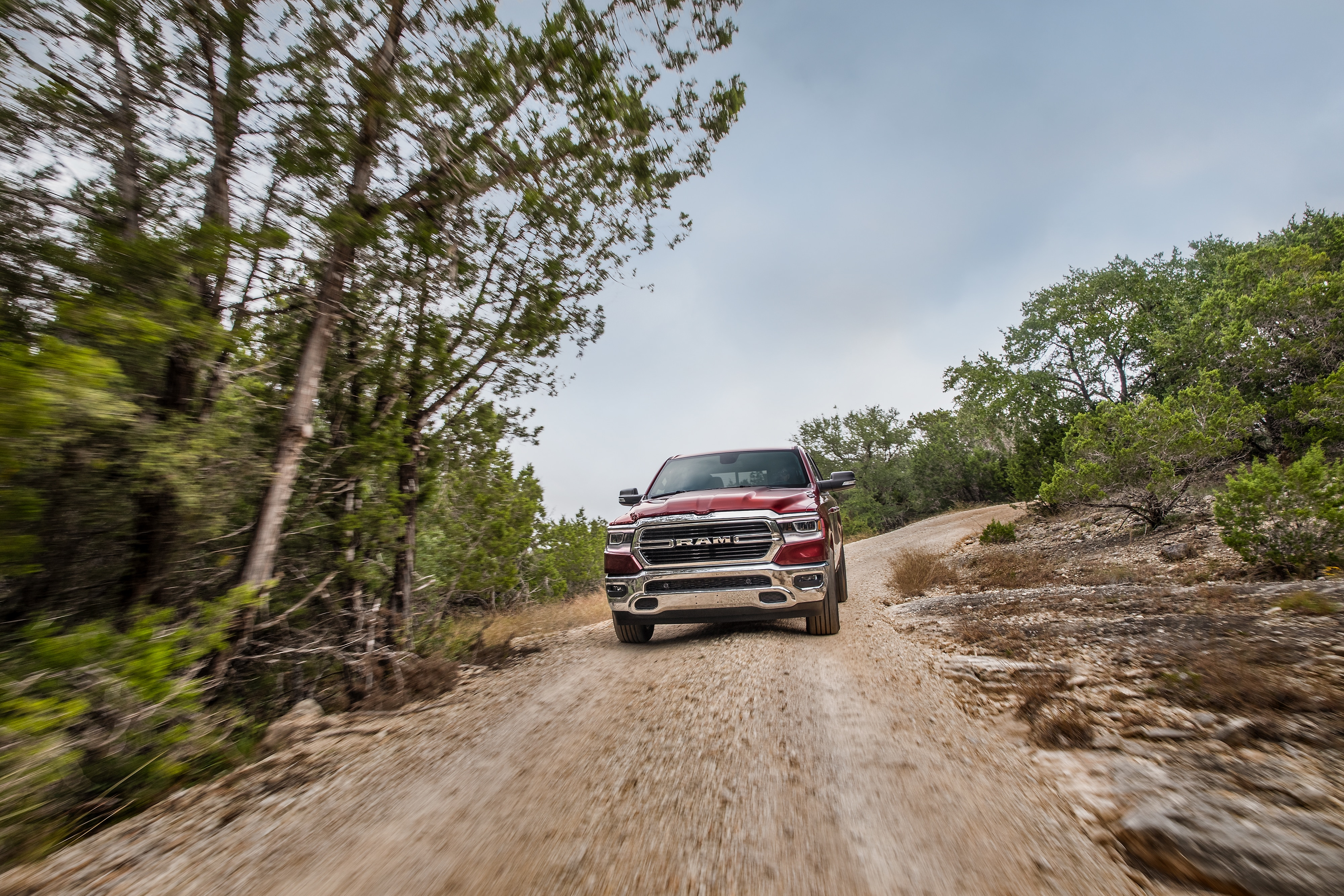 A New Ram 1500 Can Help You Create Your Ideal Adventure and