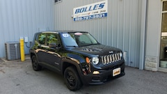 Used 2016 Jeep Renegade Sport SUV in Stafford Springs, CT