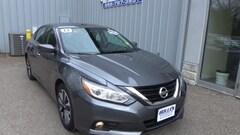 Used 2017 Nissan Altima 2.5 SV Sedan in Ellington, CT