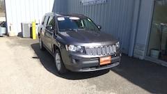Used 2016 Jeep Compass Latitude SUV in Ellington, CT