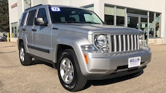 Used 2012 Jeep Liberty Sport SUV in Stafford Springs, CT