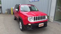 Used 2015 Jeep Renegade Limited SUV in Ellington, CT