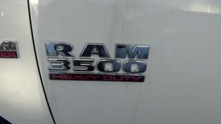 2018 Ram 3500 SRW 10K GVWR TRADESMAN CHASSIS REGULAR CAB 4X4 143 Regular Cab 10K