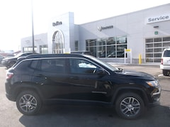 New 2020 Jeep Compass LATITUDE 4X4 Sport Utility in Ellington, CT