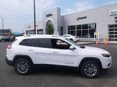 New 2020 Jeep Cherokee LATITUDE PLUS 4X4 Sport Utility in Ellington, CT