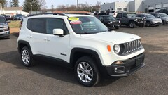 Used 2017 Jeep Renegade Latitude SUV in Ellington, CT