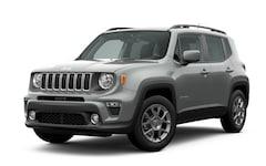 New 2020 Jeep Renegade LATITUDE 4X4 Sport Utility in Ellington, CT
