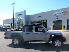 New 2020 Jeep Gladiator SPORT S 4X4 Crew Cab in Ellington, CT