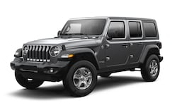 New 2021 Jeep Wrangler UNLIMITED SPORT S 4X4 Sport Utility in Ellington, CT