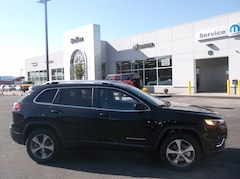 New 2020 Jeep Cherokee LIMITED 4X4 Sport Utility in Ellington, CT