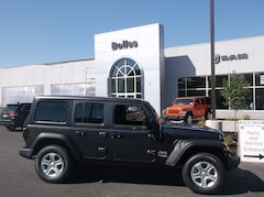 New 2019 Jeep Wrangler UNLIMITED SPORT S 4X4 Sport Utility in Ellington, CT