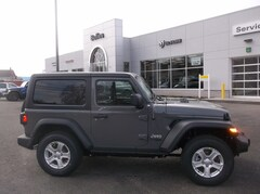 New 2020 Jeep Wrangler SPORT S 4X4 Sport Utility in Ellington, CT