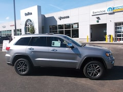 New 2019 Jeep Grand Cherokee LIMITED 4X4 Sport Utility in Ellington, CT