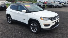 Used 2019 Jeep Compass Limited SUV in Ellington, CT