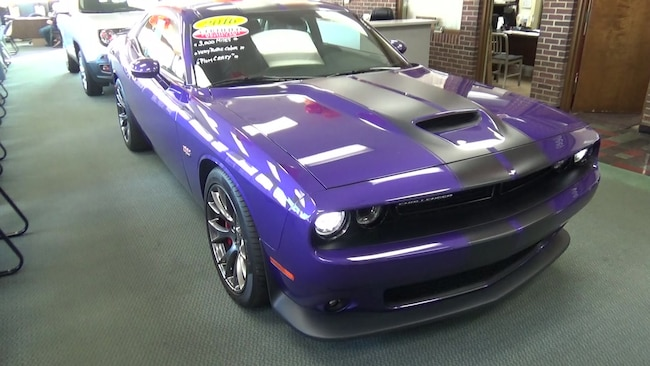 2016 Dodge Challenger SRT 392 Coupe