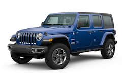 New 2020 Jeep Wrangler UNLIMITED SAHARA 4X4 Sport Utility in Ellington, CT