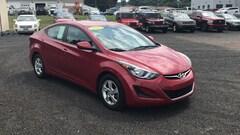 Used 2015 Hyundai Elantra SE Sedan in Ellington, CT