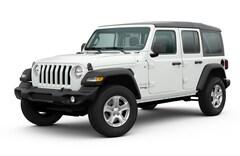 New 2020 Jeep Wrangler UNLIMITED SPORT S 4X4 Sport Utility in Ellington, CT
