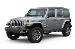 New 2020 Jeep Wrangler UNLIMITED SAHARA 4X4 Sport Utility in Ellington, CT