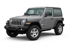 New 2020 Jeep Wrangler SPORT S 4X4 Sport Utility in Ellington, CT