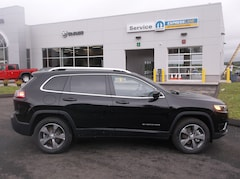New 2019 Jeep Cherokee LIMITED 4X4 Sport Utility in Ellington, CT