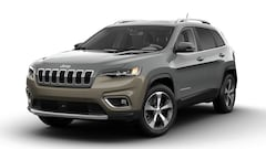 New 2021 Jeep Cherokee LIMITED 4X4 Sport Utility in Ellington, CT