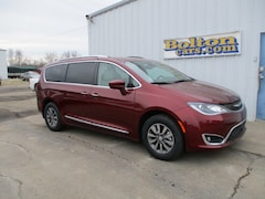 New 2019 Chrysler Pacifica TOURING L PLUS Passenger Van 2C4RC1EG9KR630019 for sale or lease in Council Grove, KS