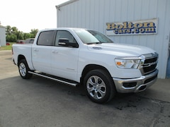 New 2020 Ram 1500 BIG HORN CREW CAB 4X4 5'7 BOX Crew Cab for sale or lease in Council Grove, KS