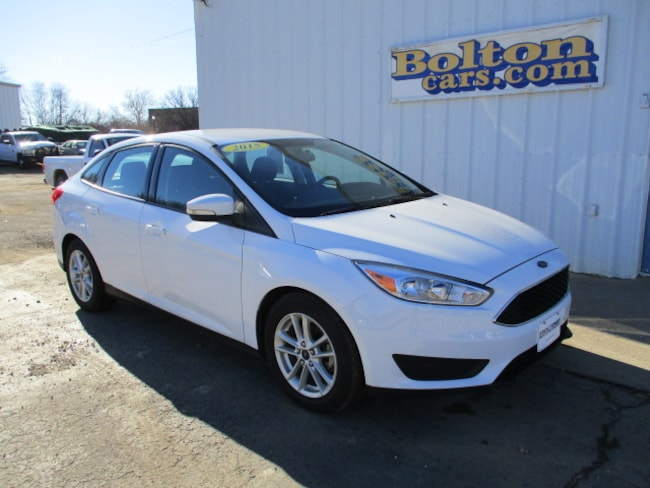 Used 2015 Ford Focus SE Sedan for sale in Council Grove, KS