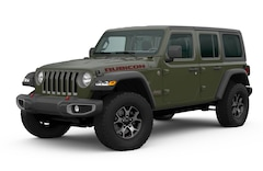 New 2020 Jeep Wrangler UNLIMITED RUBICON 4X4 Sport Utility for sale or lease in Council Grove, KS