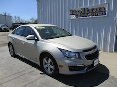 Used 2016 Chevrolet Cruze Limited 1LT Auto Sedan 1G1PE5SBXG7160246 for sale in Council Grove, KS