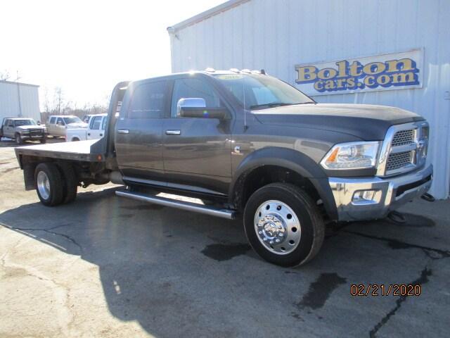 2016 Ram 5500 Chassis Tradesman/SLT/Laramie Truck Crew Cab