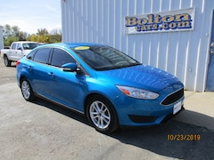 Used 2015 Ford Focus SE Sedan 1FADP3F26FL219890 for sale in Council Grove, KS