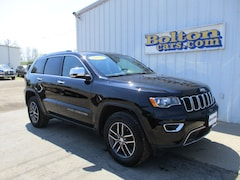 Used 2018 Jeep Grand Cherokee Limited 4x4 SUV 1C4RJFBG1JC418794 for sale in Council Grove, KS