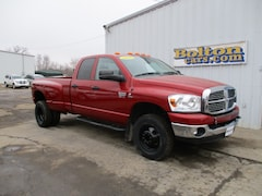 Used 2008 Dodge Ram 3500 SLT Truck Quad Cab 3D7MX48A18G225526 for sale in Council Grove, KS