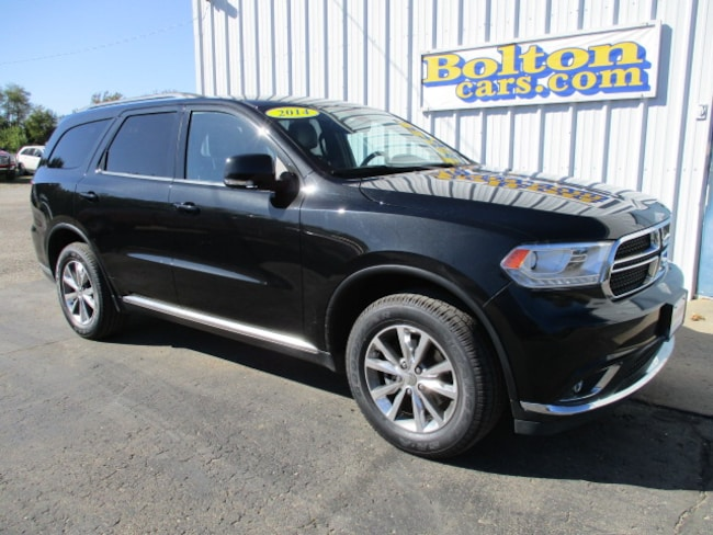 Used 2014 Dodge Durango Limited SUV for sale in Council Grove, KS