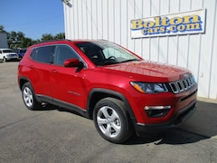 New 2018 Jeep Compass LATITUDE 4X4 Sport Utility 3C4NJDBB2JT180207 for sale or lease in Council Grove, KS