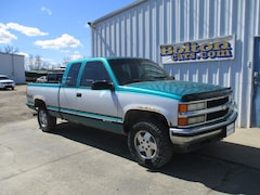 Used 1995 Chevrolet K1500 Cheyenne Fleetside Truck Extended Cab 2GCEK19K0S1191565 for sale in Council Grove, KS