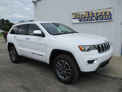 New 2020 Jeep Grand Cherokee LIMITED 4X4 Sport Utility for sale or lease in Council Grove, KS