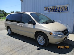 Used 1999 Chrysler Town & Country SX Van Passenger Van 1C4GP54L1XB827869 for sale in Council Grove, KS