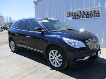 Used 2015 Buick Enclave For Sale At Bolton Chrysler Dodge Ram Jeep Vin 5gakvckdxfj102650