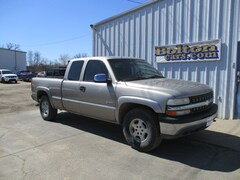 Used 2001 Chevrolet Silverado 1500 Base Truck Extended Cab 2GCEK19T811403832 for sale in Council Grove, KS