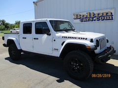 New 2020 Jeep Gladiator Crew Cab 1C6JJTBG2LL115450 for sale or lease in Council Grove, KS