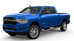 New 2020 Ram 2500 BIG HORN CREW CAB 4X4 6'4 BOX Crew Cab for sale or lease in Council Grove, KS