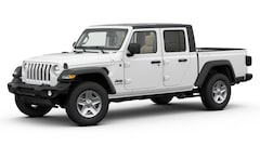 New 2020 Jeep Gladiator SPORT S 4X4 Crew Cab 1C6HJTAG5LL122165 for sale or lease in Council Grove, KS