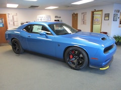 New 2019 Dodge Challenger SRT HELLCAT REDEYE Coupe 2C3CDZL9XKH502422 for sale or lease in Council Grove, KS