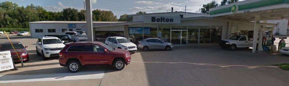 Bolton Chrysler Jeep Dodge Ram New Used Car Dealer In Council Grove Ks