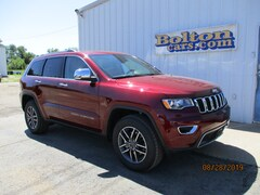 New 2019 Jeep Grand Cherokee LIMITED 4X4 Sport Utility 1C4RJFBG3KC847064 for sale or lease in Council Grove, KS