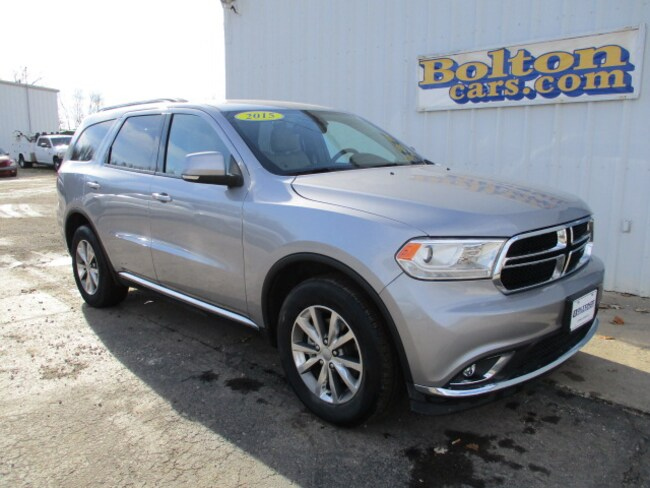 Used 2015 Dodge Durango Limited SUV for sale in Council Grove, KS